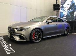 เดือด! เปิดตัวแล้ว Mercedes-AMG CLA 45 S 4MATIC+ ราคา 4,999,000 บ.