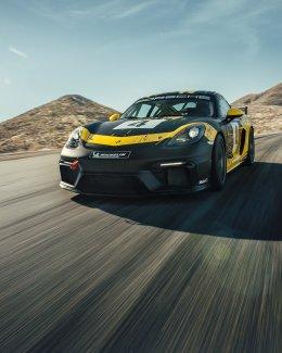มันมาแล้ว The New 718 Cayman GT4 Clubsport ตัวตายตัวแทนลําดับล่าสุดในคลาส GT4 ที่มาแทนตัวเก่า