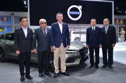 วอลโว่ เปิดตัว The All-New Volvo V60 ในงานมหกรรมยานยนต์ครั้งที่ 36  สัมผัสสุดยอดยนตกรรมระดับอัลตร้าลักชัวรี่กับขุมพลัง Plug-in Hybrid Sporty Premium Estate พร้อมนวัตกรรมและเทคโนโลยีความปลอดภัยที่ไร้คู่แข่ง