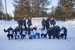 ดริฟต์ BMW   บนถนนมันธรรมดาไปต้องดริฟต์บนหิมะที่ขั้วโลกเหนือถึงจะสุดจริง! กับทริป  JOY GO ICE DRIVING EXPERIENCE Rovaniemi