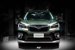 ราคาอย่างเป็นทางการ Subaru Forester 2.0i-S Eyesight ชุดแต่ง GT edition 1,550,000 บาท