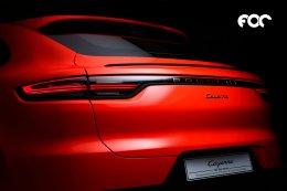 AAS เปิดตัว ปอร์เช่ คาเยนน์ คูเป้ รุ่นใหม่ล่าสุด (The new Cayenne Coupé)  ราคาเริ่มต้นที่ 6.5 ล้านบาท