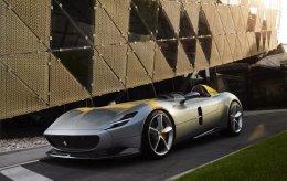 ม้าลำพองตัวพิเศษมาในชื่อ Ferrari Monza SP1