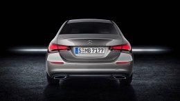 ลุ้น Mercedes Benz A-Class Sedan  จะเข้าทำตลาดไทยหรือไม่