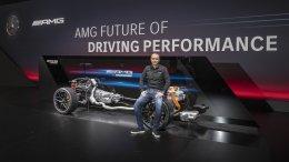 Mercedes-Benz รุกหนัก!! เปิดเทคโนโลยี E-Performance ขุมพลังความแรงแห่งอนาคตสำหรับรุ่น GT 4-Door และ C-Class