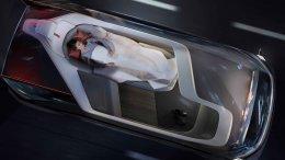การพัฒนา Volvo 360c เพื่อนำสู่มาตรฐานสากลในรูปแบบใหม่ ด้านความปลอดภัยในการสื่อสารของรถยนต์อัตโนมัติกับผู้ใช้ท้องถนน