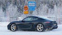 Porsche เตรียมออก 718 Cayman GTS 4.0!!!