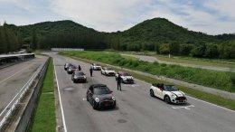 รายงานกันสดๆร้อนๆจากสนามแก่งกระจาน เซอร์กิต กับกิจกรรม BMW And MINI Press Drive 2018