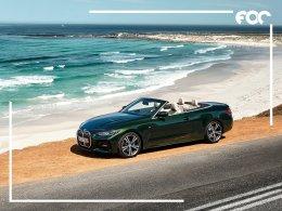 BMW เปิดตัวซีรี่ย์ 4 เปิดประทุนโฉมล่าสุด!