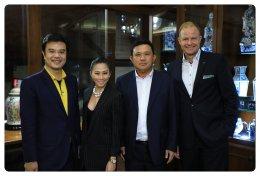 บีเอ็มดับเบิลยู กรุ๊ป ประเทศไทย จัดดินเนอร์สุดเอ็กซ์คลูซีฟ เปิด บีเอ็มดับเบิลยูซีรีส์ 8 ใหม่ ให้บุคคลสำคัญและเซเลบริตี้ของไทยได้ ยลโฉมกันอย่างใกล้ชิด