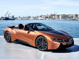 เตรียมตัวพบกับ  BMW i8 Roadster ได้ที่งาน BMW Xpo กันยานี้ !