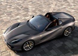 Ferrari 812 GTS เครื่องยนต์ V12 800 ม้า หายใจเองตัวแรง