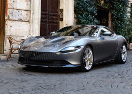 Ferrari Roma สวยหยุดลมหายใจ!