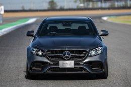 Mercedes-AMG E 63 S 4MATIC+ สุดยอดรถสปอร์ตสมรรถนะสูงในรูปทรงซีดาน