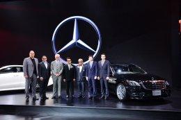 เมอร์เซเดส-เบนซ์ เปิดตัวรถยนต์ปลั๊กอินไฮบริดเจนเนอเรชั่นที่ 3  Mercedes-Benz S 560 e สุดยอดรถยนต์หรูแห่งยุค  รุ่นประกอบในประเทศ ในงานมอเตอร์ โชว์ ครั้งที่ 40