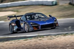 McLaren SENNA Epic Hypercar deserve its name