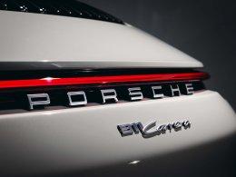 The New Porsche 911 Carrera