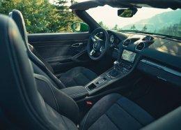 เปิดตัวแล้ว 718 Cayman / Boxster GTS 4.0