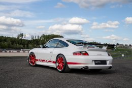 991.2 GT3 RS เครื่องยนต์ไร้เครื่องอัดอากาศจงเจริญ