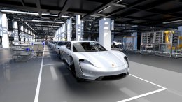 ก้าวเข้าสู่ยุคสมัยของพลังขับเคลื่อนด้วยไฟฟ้าอย่างแท้จริงกับ ปอร์เช่ ไทคานน์ ใหม่ (The new Porsche Taycan)