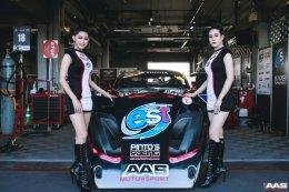 AAS Motorsport ปิดฉากการแข่งขันรายการ Thailand Super Series 2018 ด้วยฟอร์มอันร้อนแรงในสนามที่ 7 และ 8