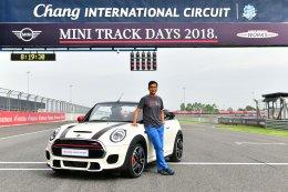มินิ ประเทศไทย เปิดตัว มินิ จอห์น คูเปอร์ เวิร์คส์ คอนเวิร์ตทิเบิล ใหม่ พร้อมปล่อยความแรงเต็มพิกัดใน MINI John Cooper Works Track Days