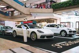 """รถสปอร์ตเอสยูวียอดนิยมสายพันธุ์ Porsche E-Performance คาเยนน์ อี-ไฮบริด รุ่นใหม่ล่าสุด (The new  Porsche Cayenne E-Hybrid) นำทัพตอบโจทย์ชีวิตแบบมีระดับ """"The Luxury is you"""""""