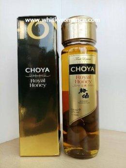 Choya Royal Honey Umeshu 70cl