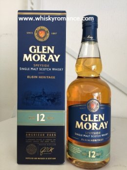Glen Moray 12 Year Old 70cl