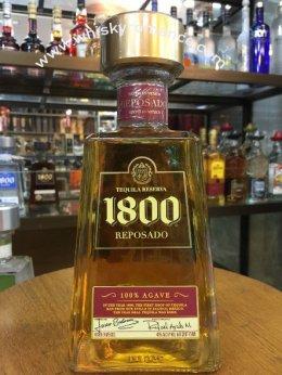 Jose Cuervo 1800 Reposado 75cl