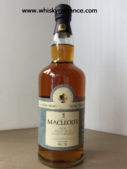 Macleod's Islay Single Malt 70cl