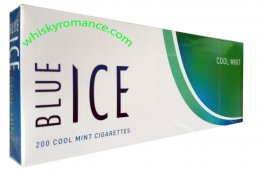 Blue Ice Cool Mint Slims