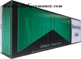 Marlboro Black Menthol 1 คอตตอน