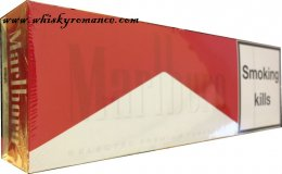 Marlboro Red ซองแข็ง 1-carton