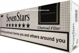 Seven Star Original Charcoal Filter ซองแข็ง