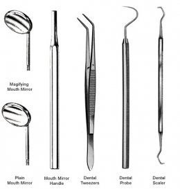 ทำความรู้จักกับ เครื่องมือทำฟัน เครื่องมือทันตกรรม