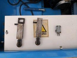 งานซ่อมเครื่องรัดกล่อง รุ่น WE-801H 29/4/62