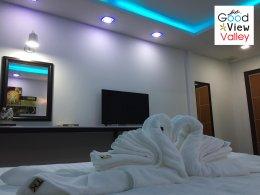โรงแรมที่พักอำเภอสิรินธร Good View Valley