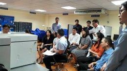 Nanophoton Raman Microspectroscopy Seminar and Workshop