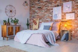 ห้องนอน style loft