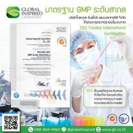 GMP มาตรฐานสำคัญสำหรับการผลิตอาหารและยา