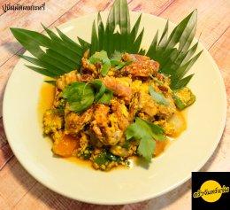 อาหารทะเลทำจากเนื้อปู รวมเมนูปูยอดฮิตเป็นตัวและเนื้อปูก้อนชิ้นโตสุดแสนอร่อย