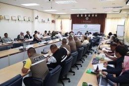 นายอาณัติ สาดีน ร่วมการประชุมคณะกรรมการจัดงานเมาลิดกลางฯ ครั้งที่ 1/2563