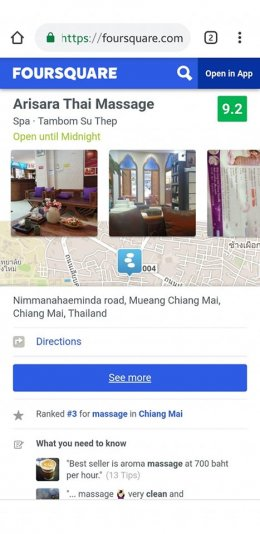 The 15 Best Places for Massage in Chiang Mai