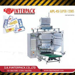 High-speed packing