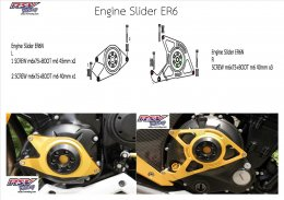 Engine slider