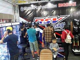 เจอกันที่บูธ Rsv racing นะค่ะ #ไบเทคบางนา อะไหล่แต่งรถ bigbike พร้อมส่วนลดสุดพิเศษในงานค่ะ
