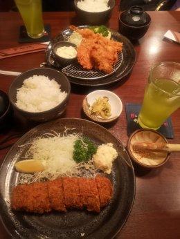 ทงคัตสึตที่อร่อยที่สุด  ที่คัทสึชิน Katsushin (かつ真) สีลม