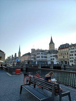 สถานที่ท่องเที่ยวซูริค (Zurich)