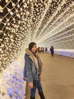 รีวิวเที่ยวญี่ปุ่น  Nabana no sato